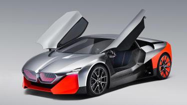 BMW Vision M Next - quarter