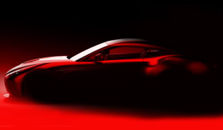 Aston Martin Zagato concept revealed