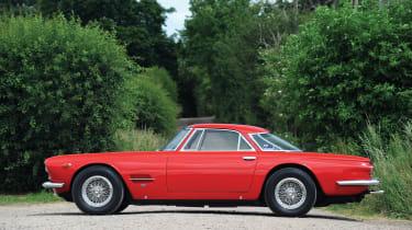 Maserati 5000GT - profile