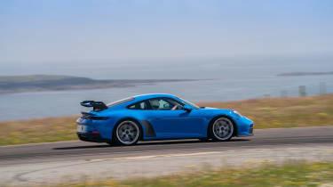 992 Porsche 911 GT3 manual – pan