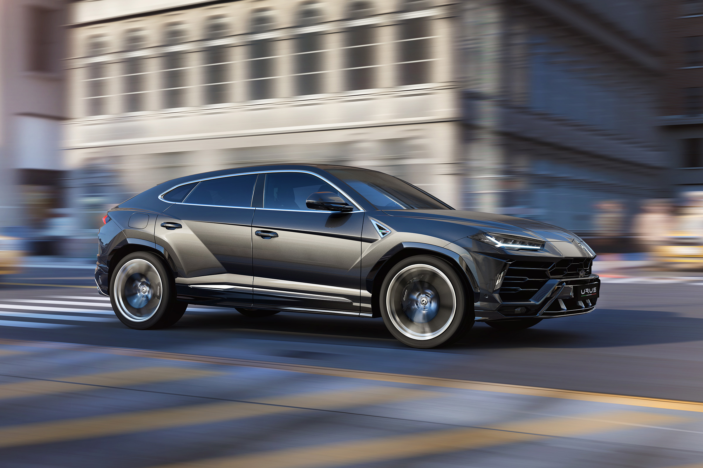 New Lamborghini Urus SUV revealed in full – due in 2018 | Evo