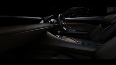 Mazda Vision Concept Coupe - dash