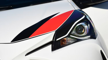 Toyota Yaris GRMN - headlight