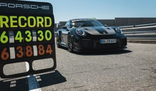 Manthey Racing 911 GT2 RS – board