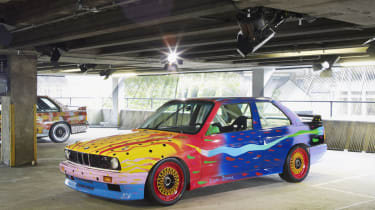 BMW M3 group A racer by Ken Done