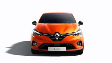 Renault Clio exterior - front