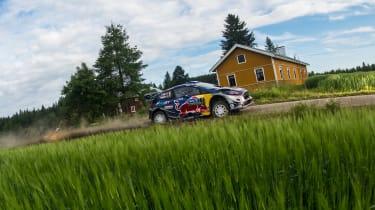 WRC Rally Finland - Fiesta