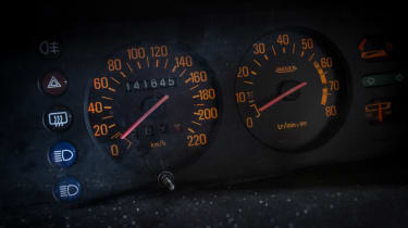 Renault 5 Turbo 2 Evolution Type 8221 – dial pack