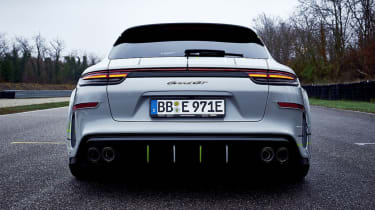 TechArt Porsche Panamera Turbo S E-Hybrid rear