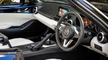 Mazda MX-5 Sport Venture - interior