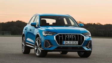 Audi Q3 2018 - opener