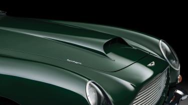Aston Martin DB4 GT - bonnet