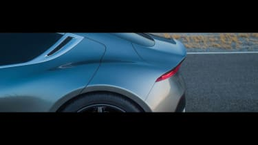 Fisker EMotion – rear (side) close-up