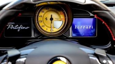 Ferrari Portofino - dial pack