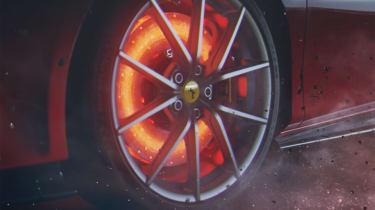 Ferrari 488 Pista – brakes