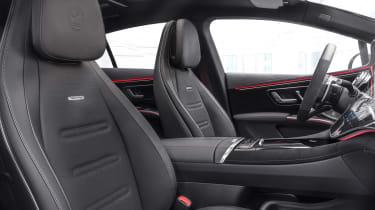 Mercedes-AMG EQS53 – seats