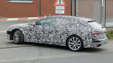 2019 Audi S6 Avant - Side