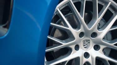 Porsche Panamera 4S Diesel - Wheel