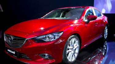 New Mazda 6 unveiled