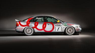 Audi A4 Super Tourer - profile