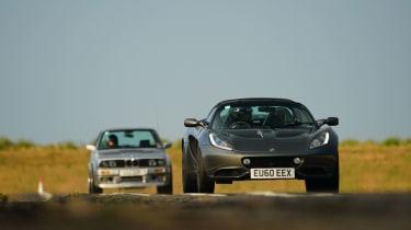 evo Trackday Bedford 27AUG - Lotus Elise