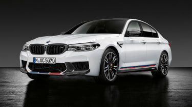 BMW M5 F90 - M Performance parts