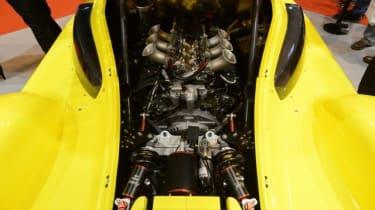 Radical RXC sports car 3.7-litre V6 engine