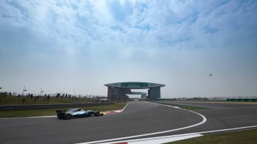 Formula 1: China - Petronas