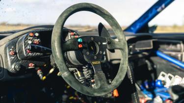 Subaru Impreza S6 WRC – wheel