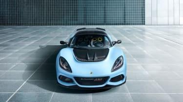 Lotus Exige 410 Sport – front