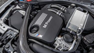 BMW M2 Competition vs Toyota GR Supra - bmw engine