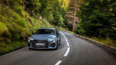 2022 Audi RS3 Sportback –nose