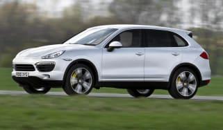 Porsche Cajun SUV confirmed