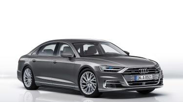 All-new Audi A8 - static