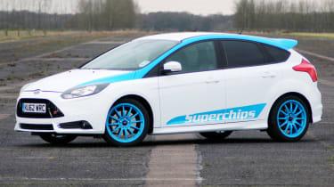 Superchips boosts Focus ST