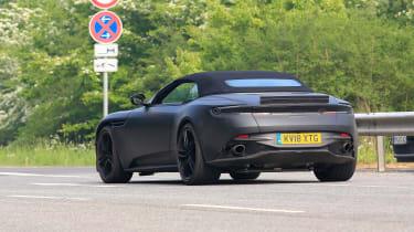 Aston Martin DBS Volante - rear quarter