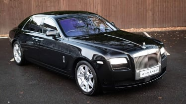 Used car deals Rolls-Royce Ghost