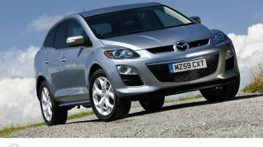 New Mazda CX-7