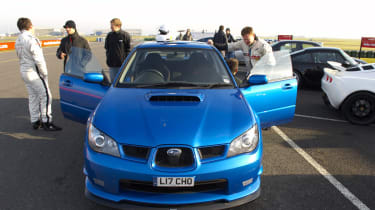 Subaru Impreza Litchfield Type 25