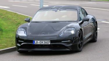 Porsche Mission E - front 2