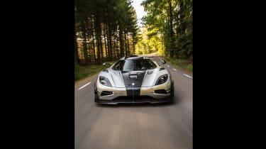 Koenigsegg One:1 - front