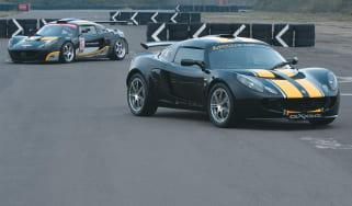 Lotus Exige GT-pack