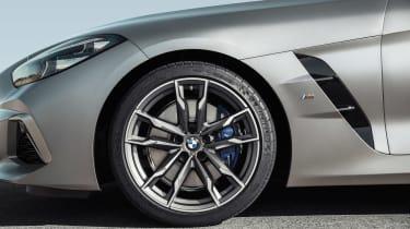 BMW Z4 M40i silver - wheel
