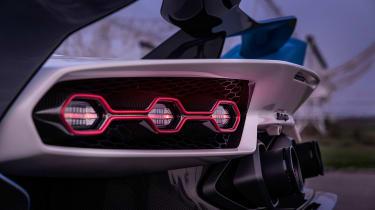 Lamborghini SC20 - rear light