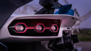 Lamborghini SC20 - rear light