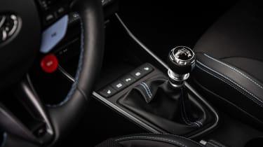 Hyundai i20 N - gearbox