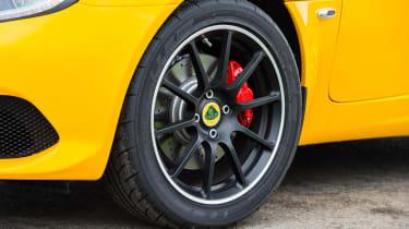 Lotus Elise Sprint 220 - Wheel