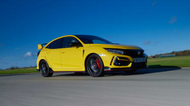 Honda Civic Type R Limited Edition - tracking