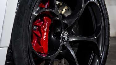 Alfa Romeo Stelvio Quadrifoglio - wheels