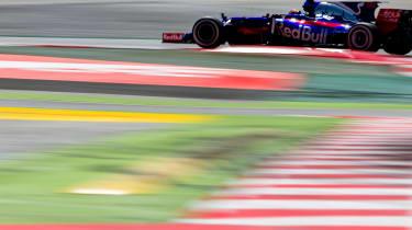 Spanish F1 - TR1